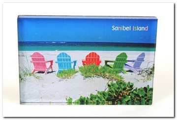 Post Card Sanibel Island Adirondacks