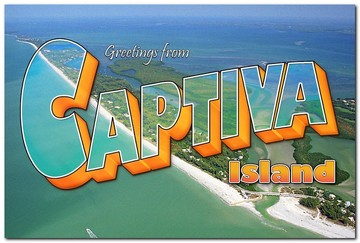 Greetings From Captiva Aerial