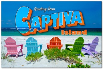 Greetings From Captiva - Chairs